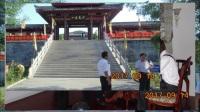 齐文化旅游节观光留念;