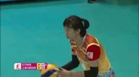 12月16日女排超级联赛第12轮北京vs上海全场