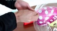 波波球发光气球球中球制作教程