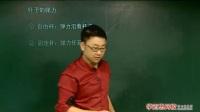 学而思网校【11971】高考物理一轮总复习(含动量部分)第1讲:常见力分析 例1-例5