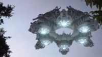 UFO飞碟抓拍现场混乱外星人ufo最真实视频_1_高清_标清