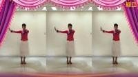 阳光美梅广场舞【风吹麦浪】2编舞:珊珊-2017年最新广场舞
