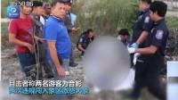游客激怒大象 领队前往救助被踩踏身亡