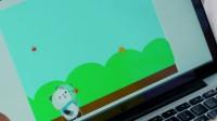 """""""程小奔""""编程机器人使用秘笈:编写游戏"""