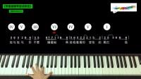 【零基础钢琴速成教程】个人学钢琴,双手连奏练习钢琴教学_钢琴教程