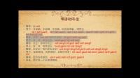学粤语学习入门教学教程——粤语重点词1
