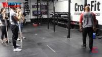 【去健身】CrossFit综合体能训练赛 杠铃抓举教学