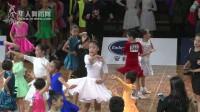 2017年CBDF中国杯总决赛年度总积分颁奖盛典业余10岁女单新人B组L决赛伦巴韦懿书
