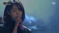 #Kpop现场版# 171225 #IU#&#柳熙烈# - 我的爱在我身边 @ SBS歌谣大战 现场版