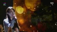 #Kpop现场版# 171225 #IU# - 夜晚的信 @ SBS歌谣大战 现场版