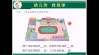 宁波市小学数学微课视频《东、南、西、北》