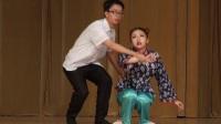 西北大学现代学院2017迎新晚会舞蹈《大山支教》