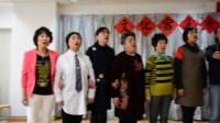 青岛文化宫联欢会大合唱 友谊天长地久