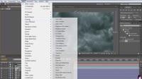 罡渡晨星AE特效教程23期 《哈利波特7》闪电如云logo制作 下