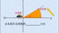 宁波市小学数学微课视频《位置与方向》