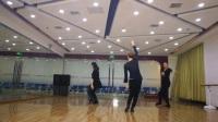 马凌云模特舞蹈培训——《采薇》课堂教学版