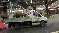 RC遥控卡车工程车辆活动