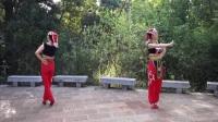 云南石屏云辉广场舞民族舞《阿西里西》原创演示 附背面教学