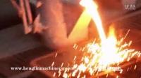 青岛恒林集团--井盖生产线浇铸视频_标清
