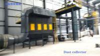 青岛恒林集团: 工厂用环保除尘器