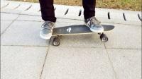 N plus滑板店滑板教学之荡板教学