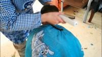 婴幼儿童理发 -简单短发 平头  毛寸 修剪方法