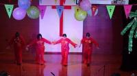 基督教舞蹈《这里有神的同在》-郑州高新区孙庄基督教会圣诞节