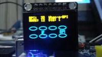 香蕉派 bananapi 12864OLED屏 打BPI游戏