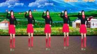 全椒管坝约定广场舞《天下最美的草原》单人水兵舞演示约定