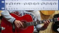 指弹吉他中级教程 第1集 《千本樱》(一)墨音堂