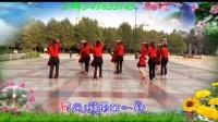 双人对跳恰恰广场舞《你是我的第一好》正反面附口令分解教学