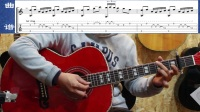指弹吉他中级教程 第2集《千本樱》(二)墨音堂