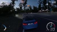 比利《极限竞速:地平线3》02 还是没有习惯这游戏的车感