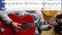 指弹吉他中级教程 第3集 《千本樱》(三)墨音堂