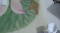 凌达教您画工笔画--国画教程--出水芙蓉图012