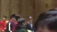 【钟汉良陪你启航2018 】 20171231钟汉良央视跨年个人录制结束离场