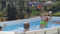 Intex支架游泳池,池润桑拿设备有限公司,支架游泳池厂家,泳池循环水处理设备