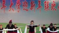 通辽市老年大学迎新年联欢会舞蹈老年大学舞蹈班演出2017.12.29         彭福森摄