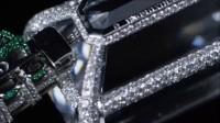 1111全球最大珠宝平台-Art of de Grisogono 钻石项链:163.41ct祖母绿切割钻石