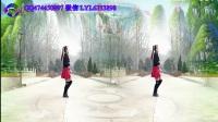 好心情蓝蓝广场舞DJ【32步恨透你正背面】编舞青儿