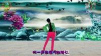 阳光美梅原创广场舞【三生石上刻相思】正背面演示-编舞:美梅