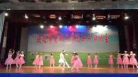 通辽市老年大学迎新年联欢会舞蹈《春天的芭蕾》2017.12.29         彭福森摄