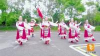 跳吧广场舞 广汉夕阳红舞蹈队《再唱山歌给党听》跳吧出品2018最新广场舞教程