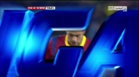 10-11赛季西甲第13轮 巴萨5:0皇马 上半场