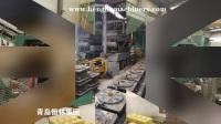 青岛恒林集团:冷芯盒射芯机, 热芯盒射芯机