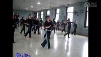 张惠萍老师蒙族舞-天边_正面示范_clip