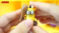 泰路可爱小巴士玩具汽车里藏着好多奇趣蛋和惊喜玩具!
