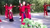 北京紫竹院公园广场舞《天边》20170610
