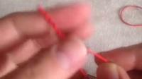 中国结论坛 简单手链脚链 -- 绳结教程 视频教程  视频教程区