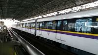上海地铁3号线 镇坪路出站